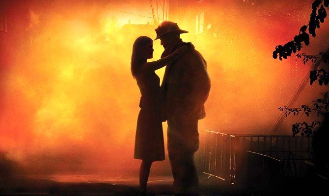 Огнеупорный, фильм