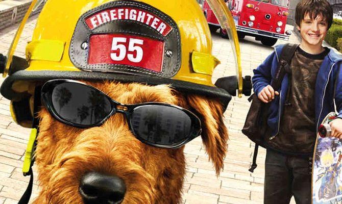 Пожарный пес, фильм