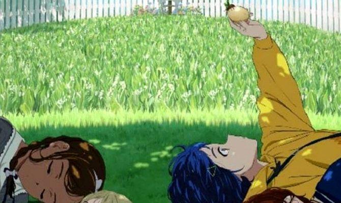 Приоритет чудо-яйца, аниме
