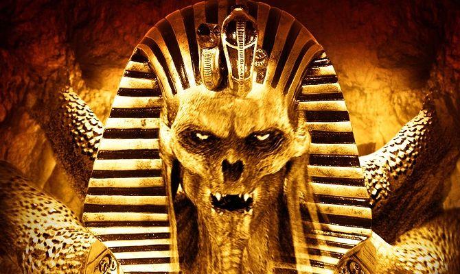 Тутанхамон: Проклятие гробницы, фильм