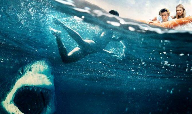 В пасти океана, фильм