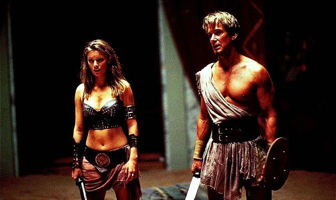 Амазонки и гладиаторы, фильм