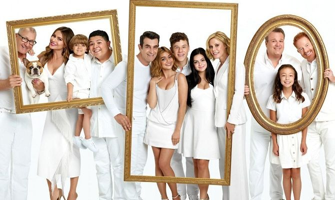 Американская семейка, сериал