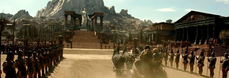 Лучшие фильмы и сериалы о древней Греции