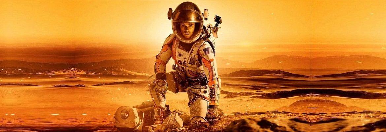 Лучшие фильмы про Марс