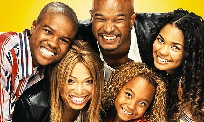 Моя жена и дети, сериал