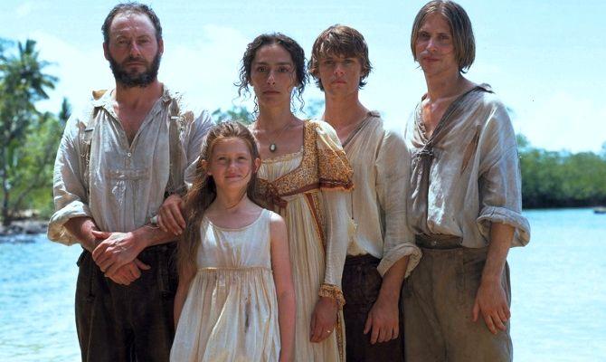 Остров надежды, фильм