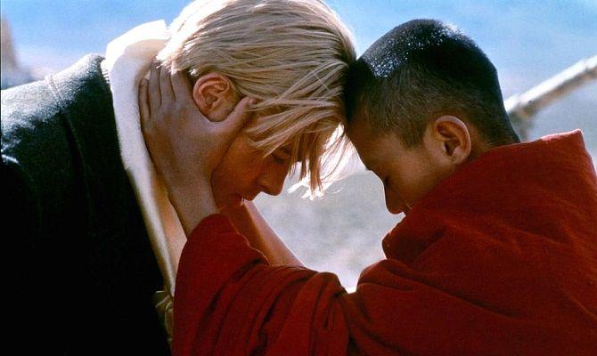 Семь лет в Тибете, фильм
