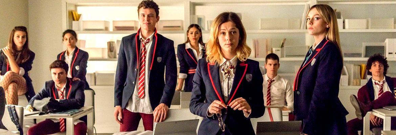 Лучшие сериалы про школу