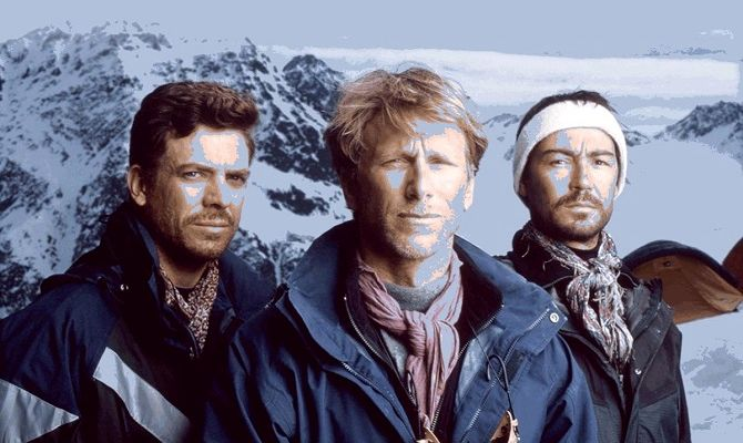 Смерть в горах, фильм