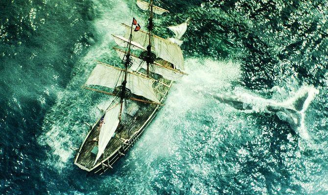 В сердце моря, фильм