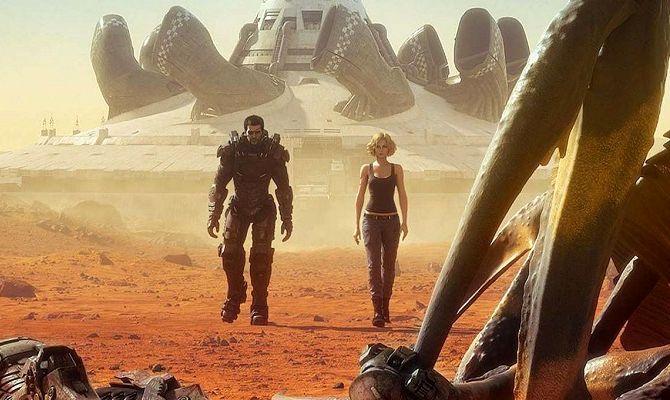 Звездный десант: Предатель Марса, фильм