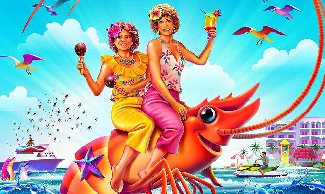 Барб и Звезда едут в Виста дель Мар, фильм
