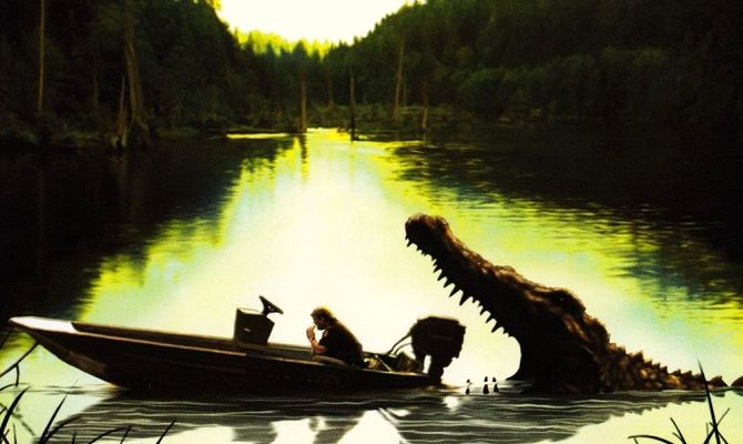 Лэйк Плэсид: Озеро страха, фильм