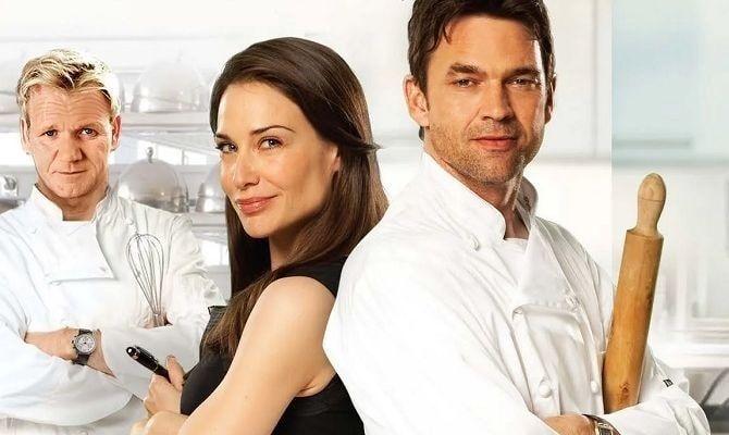 Любовь и кухня, фильм