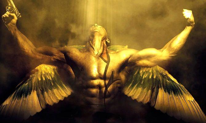 Ангел света, фильм