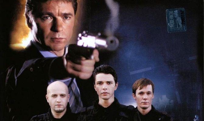 Белая стрела, фильм