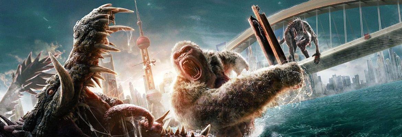 Фильмы про гигантских монстров и огромных существ