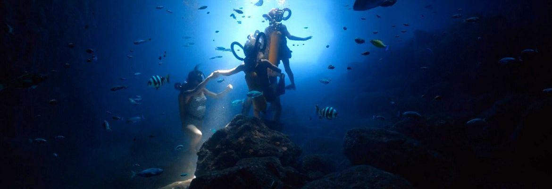 Фильмы про подводный мир, дайверов и ныряльщиков