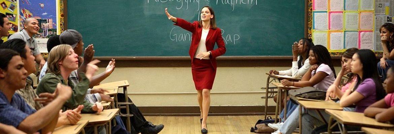 Лучшие фильмы про учителей
