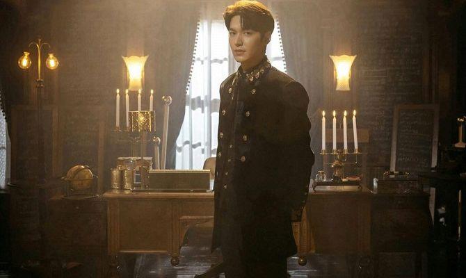 Король: Вечный монарх, сериал