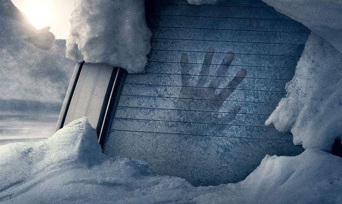 Ледяной капкан, фильм
