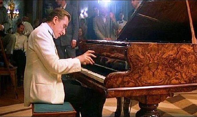 Легенда о пианисте, фильм