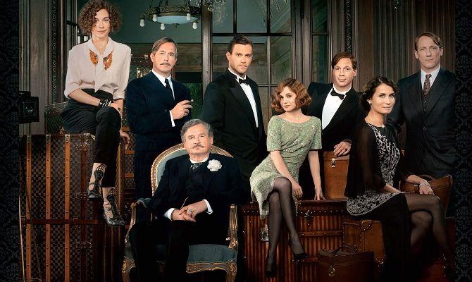 Отель «Адлон»: Семейная сага, сериал