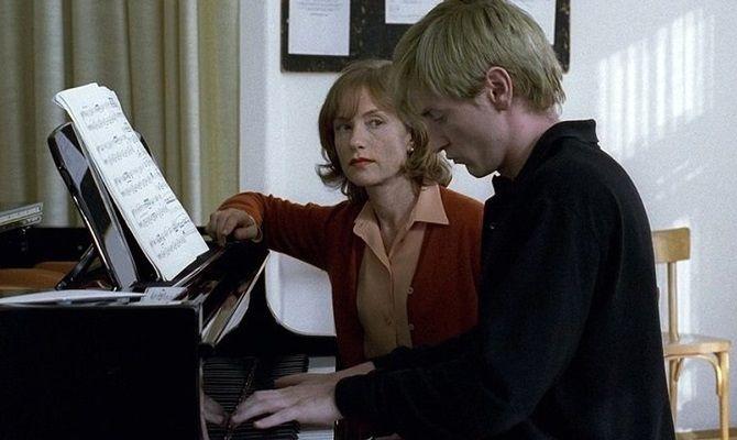 Пианистка, фильм