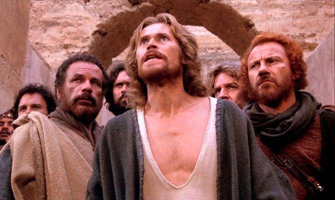 Последнее искушение Христа, фильм