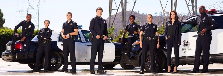 Лучшие сериалы про полицейских
