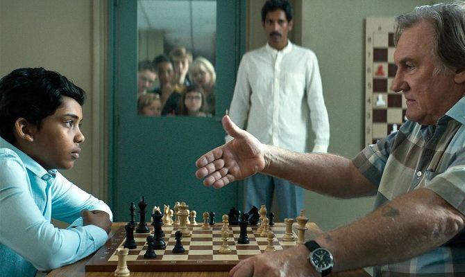 Шахматист, фильм
