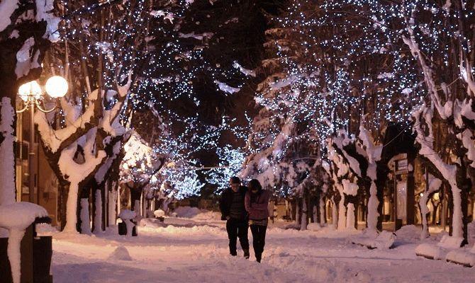 Снег, фильм