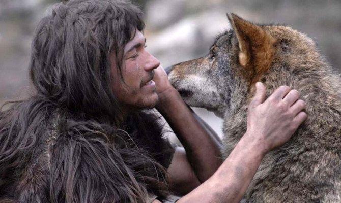 Среди волков, фильм