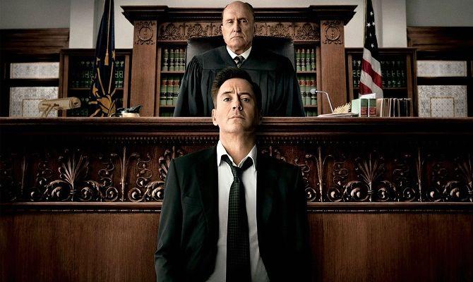 Судья, фильм