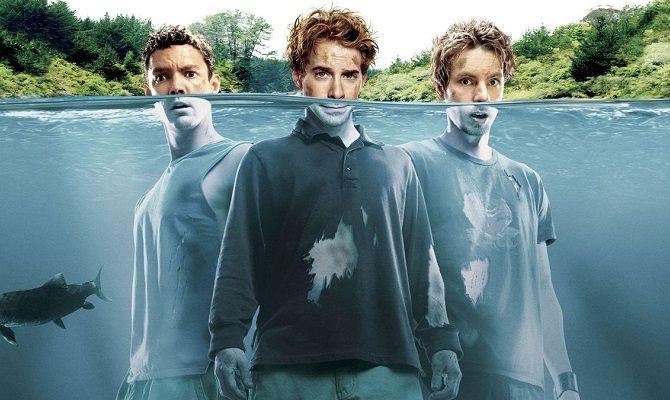 Трое в каноэ, фильм