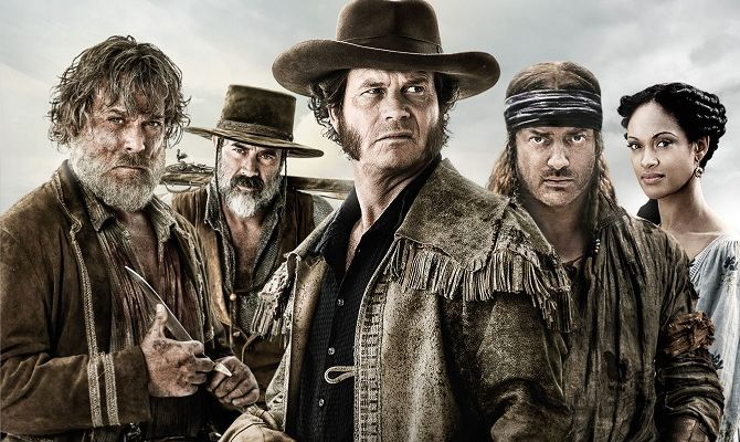 Восстание Техаса, сериал