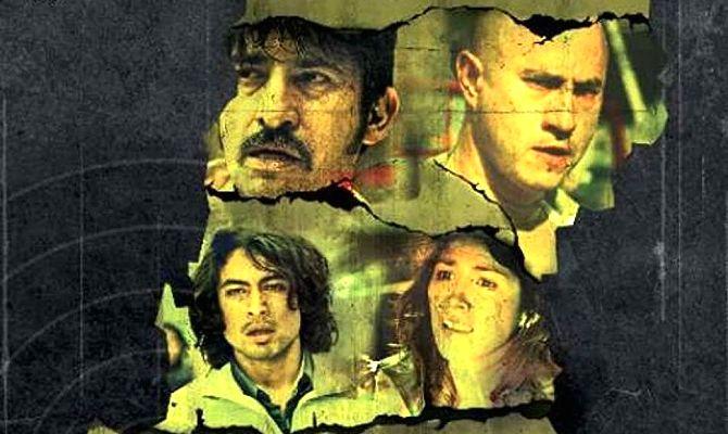 03:34 Землетрясение в Чили, фильм