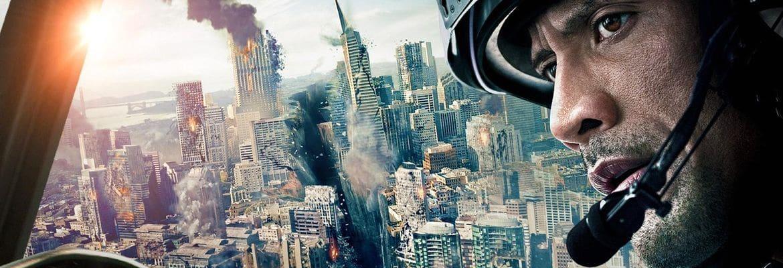 Лучшие фильмы про землетрясения
