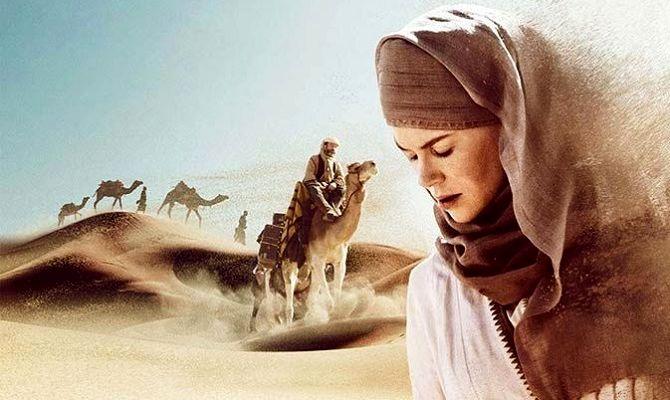 Королева пустыни, фильм