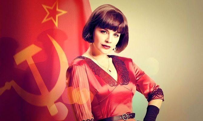 Красная королева, сериал