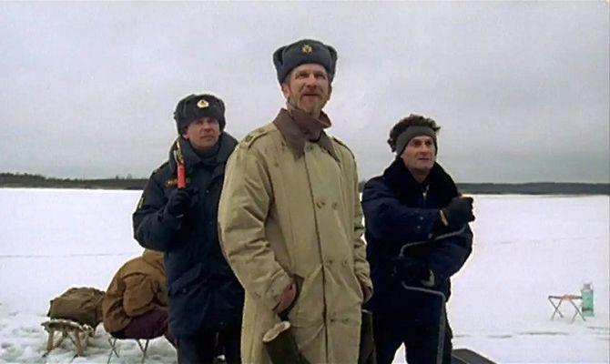 Особенности национальной охоты в зимний период, фильм