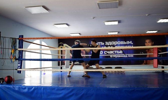 Pro боксера, сериал