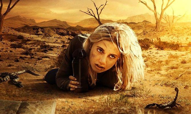 Пустыня, фильм