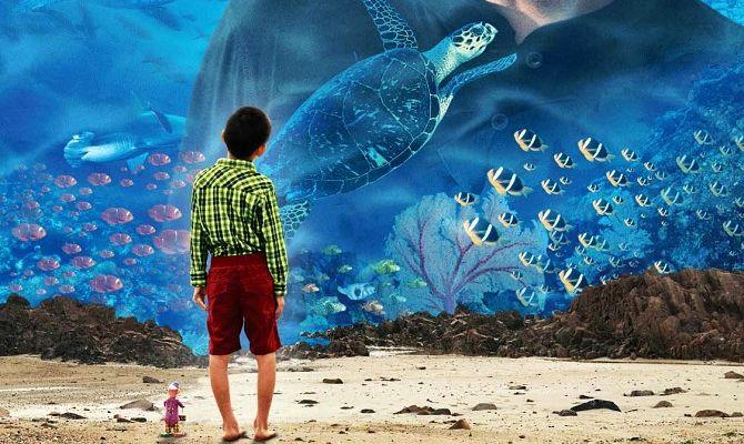 Рай океана, фильм