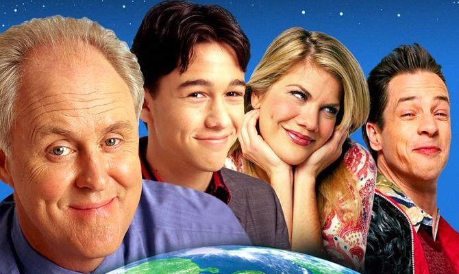 Третья планета от Солнца, сериал