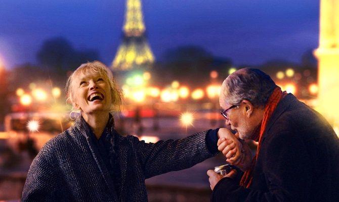 Уик-энд в Париже, фильм