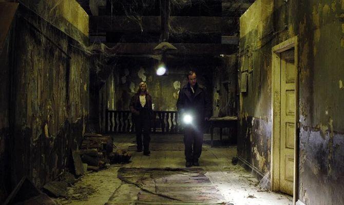 Заброшенный дом, фильм