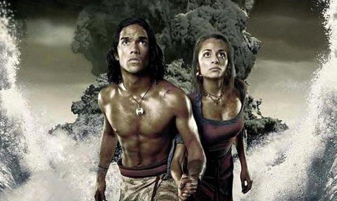 Атлантида: Конец мира, рождение легенды, фильм