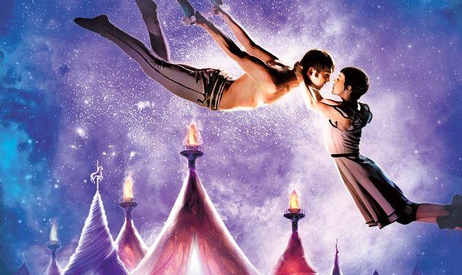 Cirque du Soleil: Сказочный мир, фильм